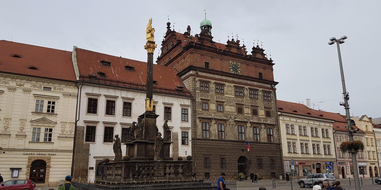Rathaus Pilsen
