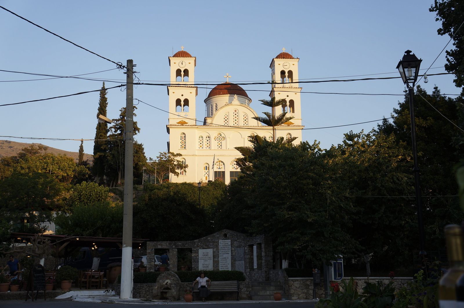 Kandanos in Kreta