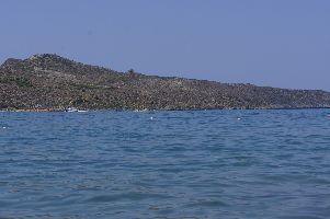 Kreta Meer und Berg